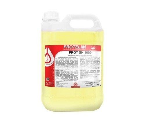 Shampoo Amarelo Prot Sh 1000 Protelim 5l