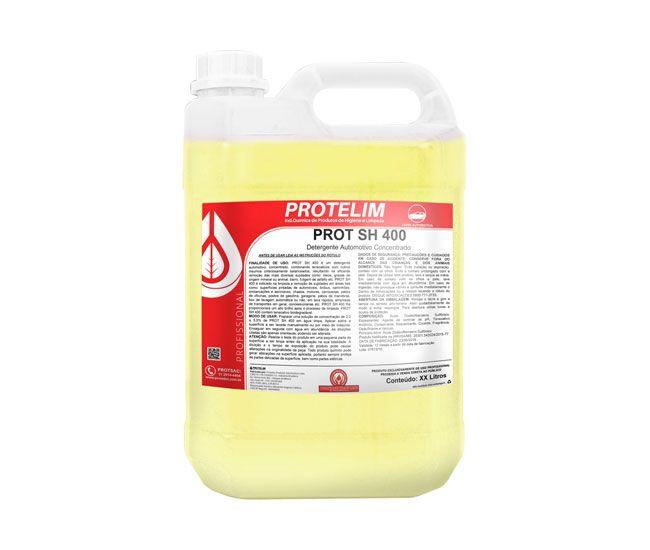 Shampoo Amarelo Prot Sh 400 PROTELIM 5L