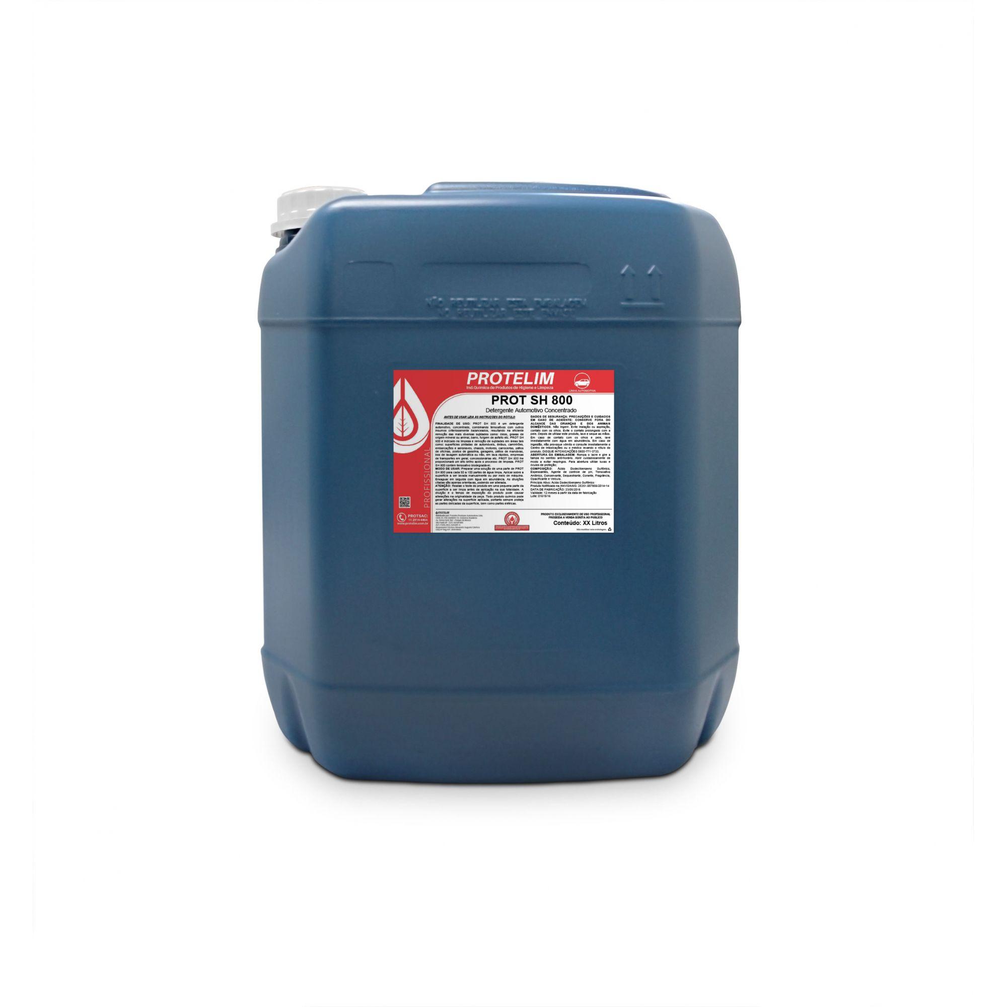 Shampoo Amarelo Prot Sh 800 PROTELIM 20L