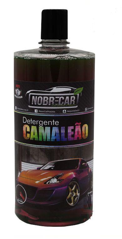 Shampoo Automotivo Concentrado Camaleão 1:200 NOBRE CAR 1L