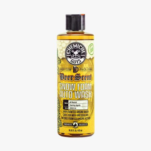 Shampoo de Cerveja  Snow Foam 473ml CHEMICAL GUYS