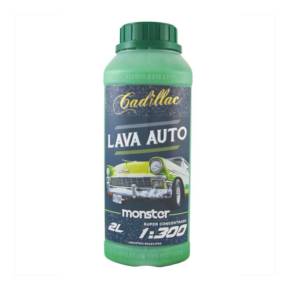 Shampoo Lava Auto Monster CADILLAC 2L