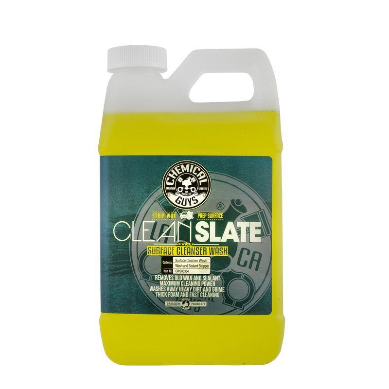 Shampoo Removedor de Cera e Selante Clean Slate 1,9L 1:60 CHEMICAL GUYS