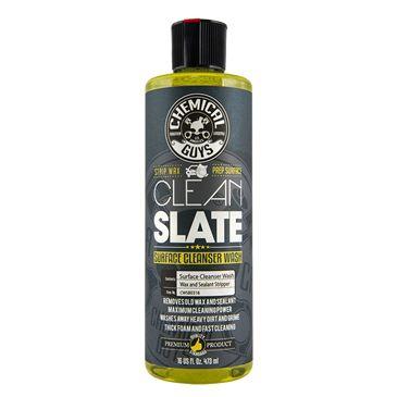 Shampoo Removedor de Cera e Selante Clean Slate 473ml 1:60 CHEMICAL GUYS
