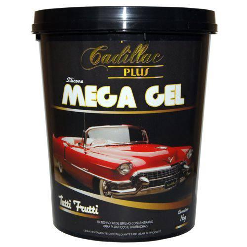 Silicone Mega Gel Tutti Frutti CADILLAC 1KG