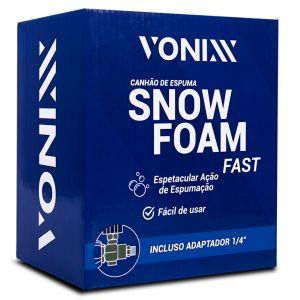 SNOW FOAM FAST Canhão de Espuma Snow Foam - Vonixx