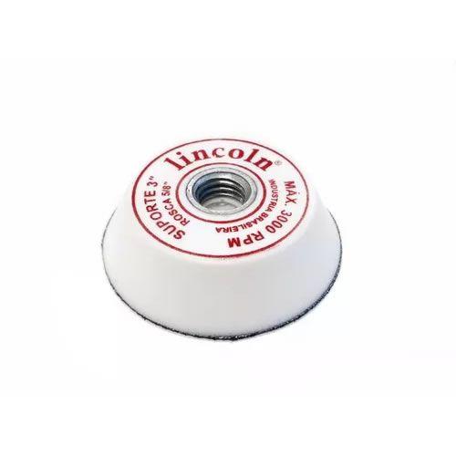 Suporte para Boina Velcro EVA Branco LINCOLN 3 POL