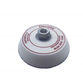 Suporte para Boina Velcro EVA Branco LINCOLN 5 POL