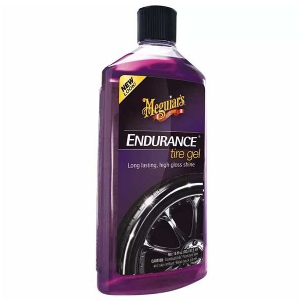 Tire Gel para Pneus Gold Class Endurance High Gloss MEGUIARS 473ML