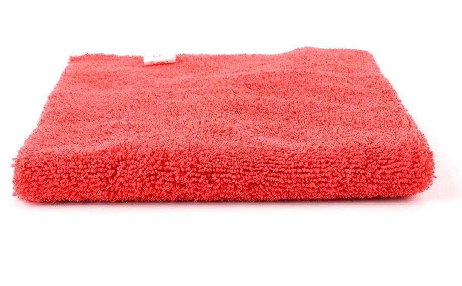 Toalha de Microfibra Polish Vermelha 380gsm SGCB 40X40