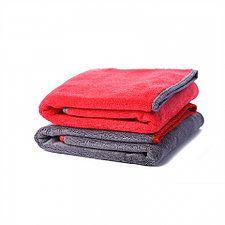 Toalha de MIcrofibra Vermelha 380gsm SGCB 40X60
