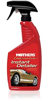 Toque Final Instant Detailer California Gold Showtime MOTHERS 473ML