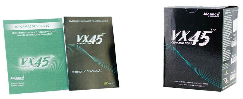 Vitrificador de Pintura VX45 ALCANCE 60ML