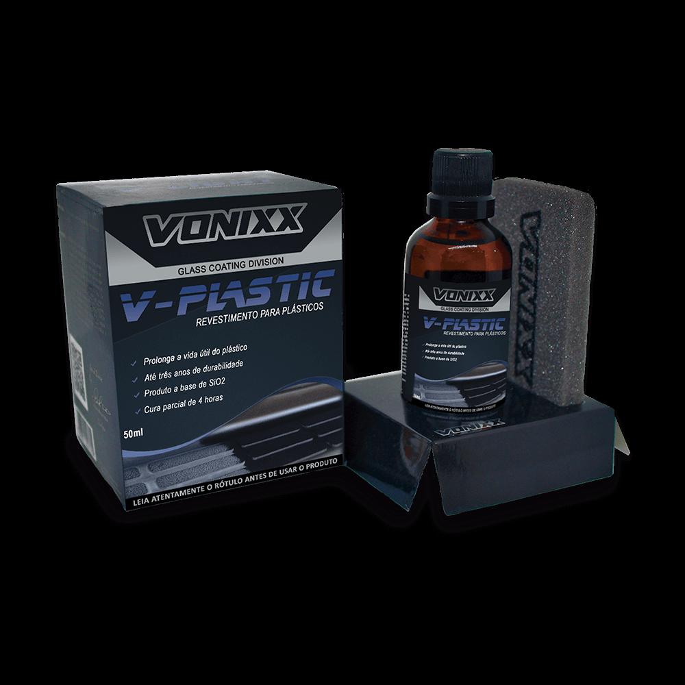 Vitrificador para Pláticos V-Plastic VONIXX 50ML