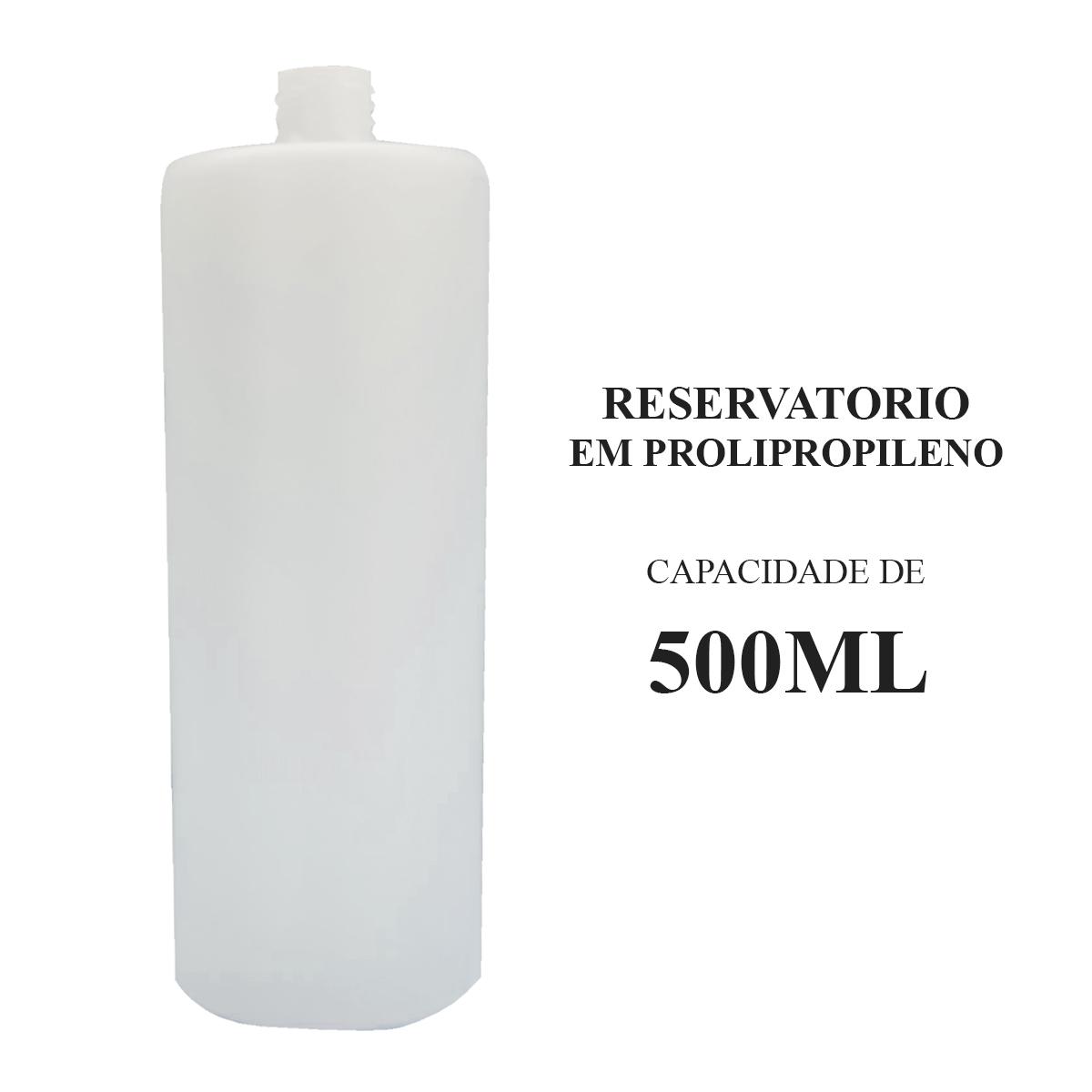 Dosador e Dispenser de Detergente liquido Inox Escovado para Granito Pia Embutir 500ml - Westing