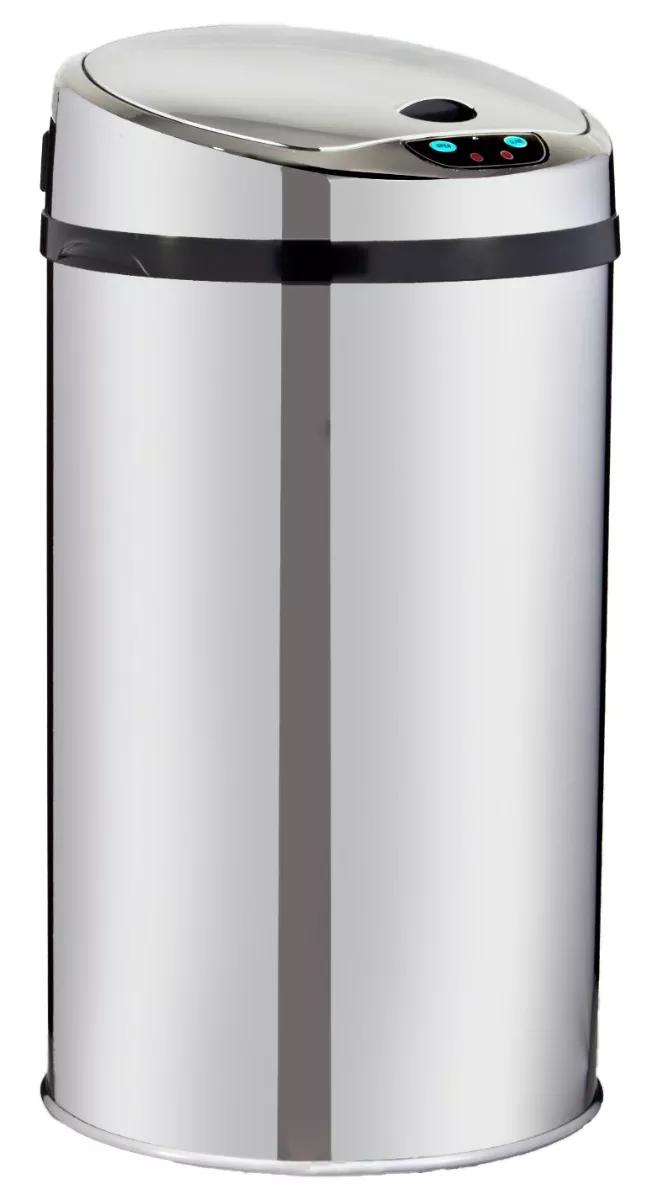 Lixeira Inox com Sensor Automática 12 Litros Westing