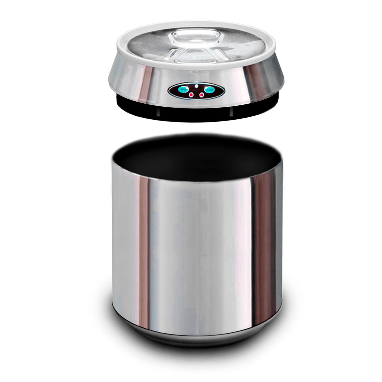 Lixeira Inox com Sensor Automática 6 Litros Westing LK