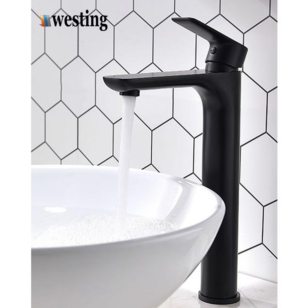 Torneira de Mesa Para Lavatório e Banheiros Misturador Monocomando - Westing