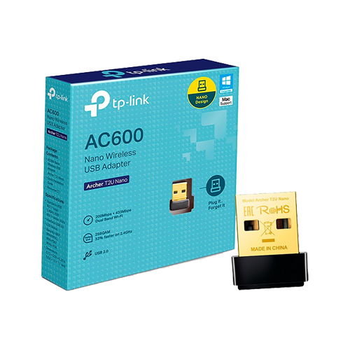 Adap Usb Wireless Archer AC600 Tplink