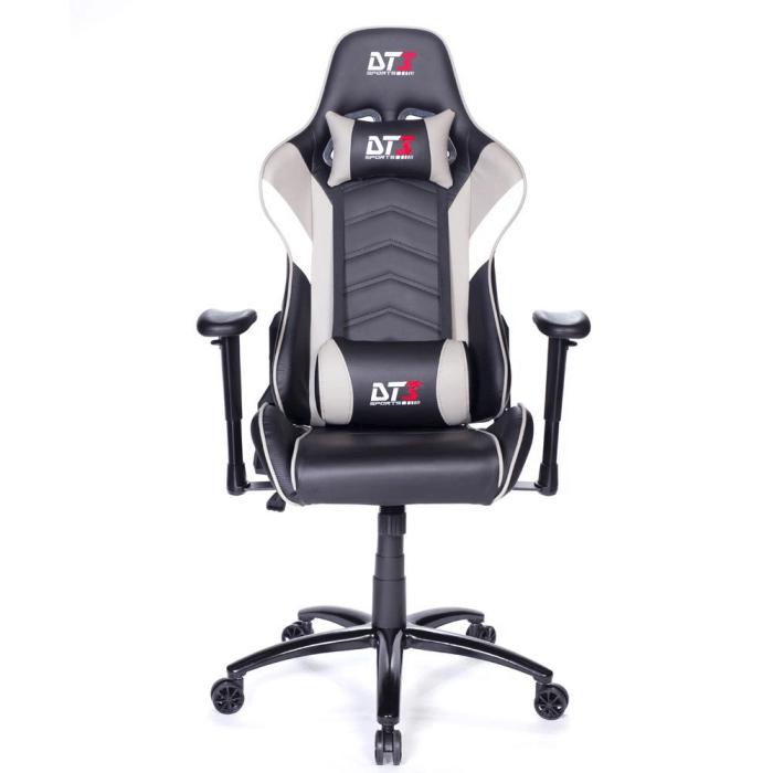 Cadeira Gamer DT3 Elise Cinza