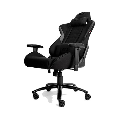 Cadeira Gamer DT3 Elise Fabric Black