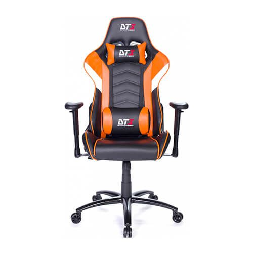 CADEIRA GAMER DT3 ELISE ORANGE