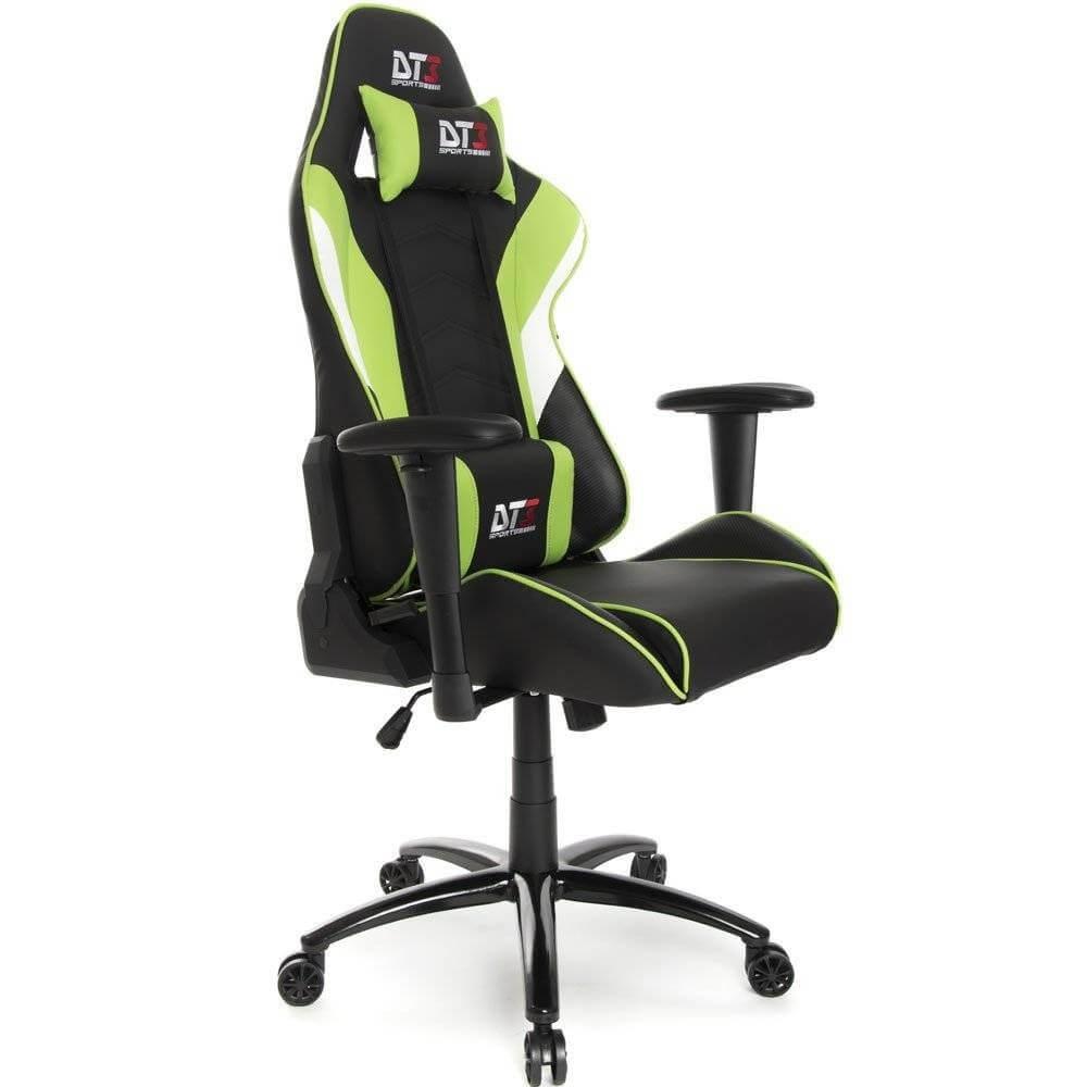 Cadeira Gamer DT3 Elise Verde