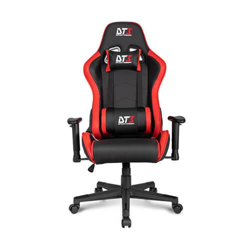 Cadeira Gamer DT3 Jaguar Vermelha