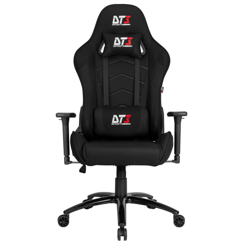 Cadeira Gamer DT3 Mizano Fabric Black 10226-1