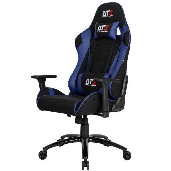 Cadeira Gamer DT3 Mizano Fabric Blue 11358-8