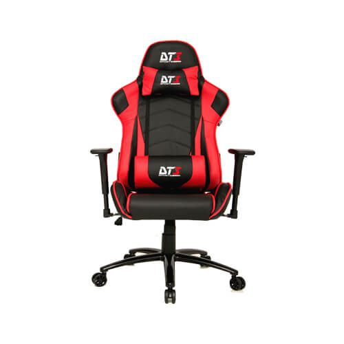 Cadeira Gamer DT3Sports Mizano Vermelha Tecido