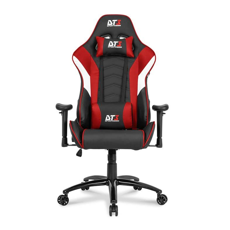 Cadeira Gamer DT3Sports Elise Fabric Red 12191-7