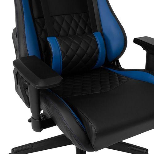 Cadeira Gamer DT3Sports Ravena Azul