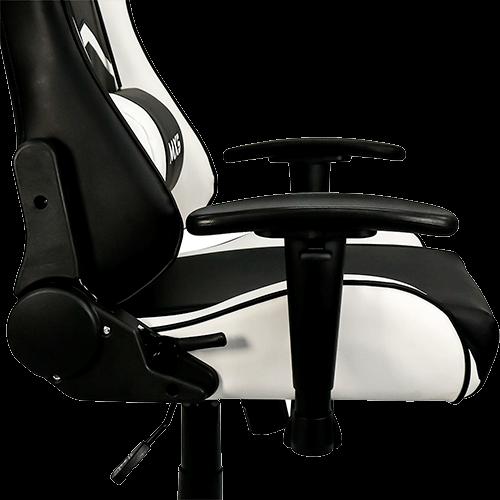 Cadeira Gamer Mymax Mx5 Branca Preto