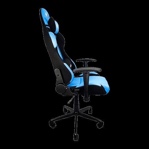 Cadeira Gamer Mymax Mx6 Azul Preto Tecido