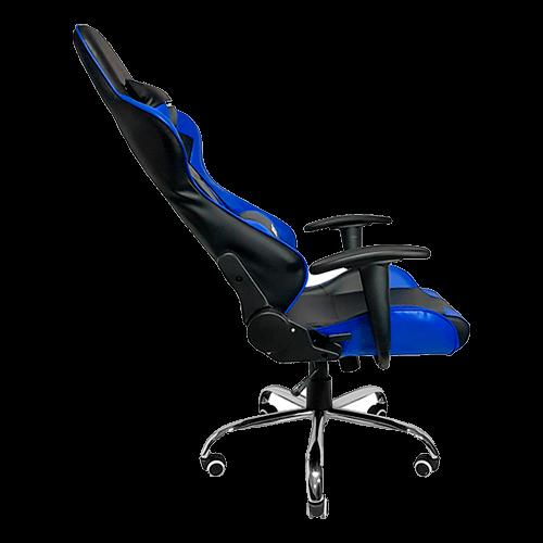 Cadeira Gamer Mymax Mx7 Azul Preto