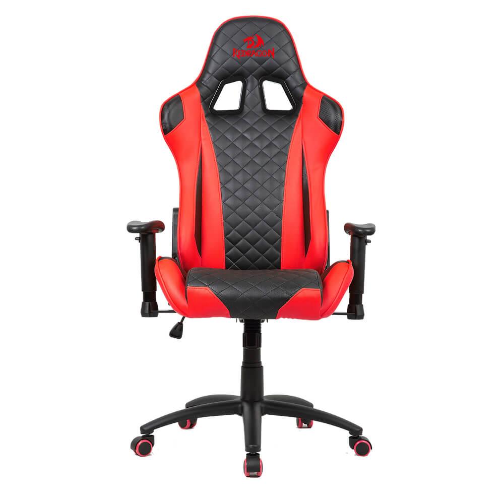 Cadeira Gamer Redragon King Of War C601 Vermelha/Preta
