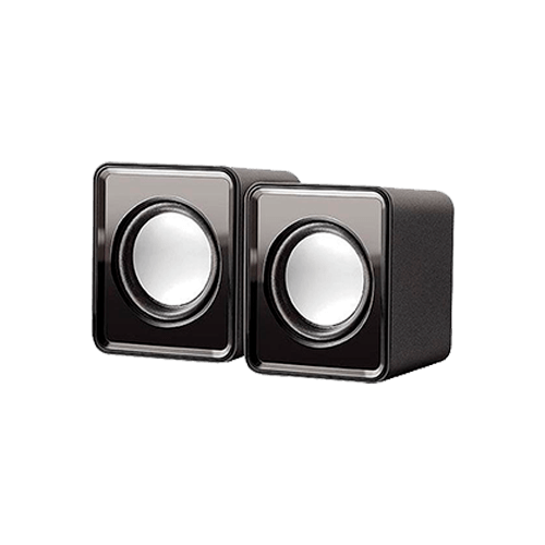 Caixa de Som 3w rms Mini Multilaser Preto USB SP151