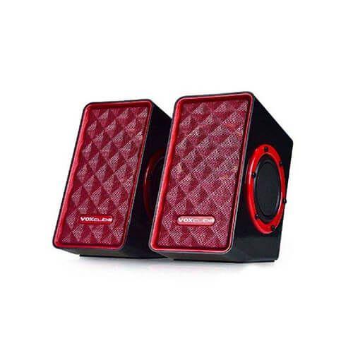 Caixa de Som Gamer 8W RMS USB VC-D400 VOXCUBE