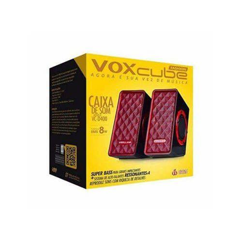 CX SOM 8W RMS USB VC-D400 VOXCUBE