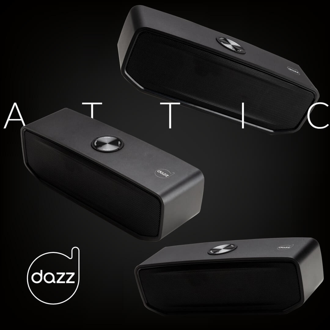 CX SOM BLUETOOTH DAZZ ATTIC 15W  601423-8