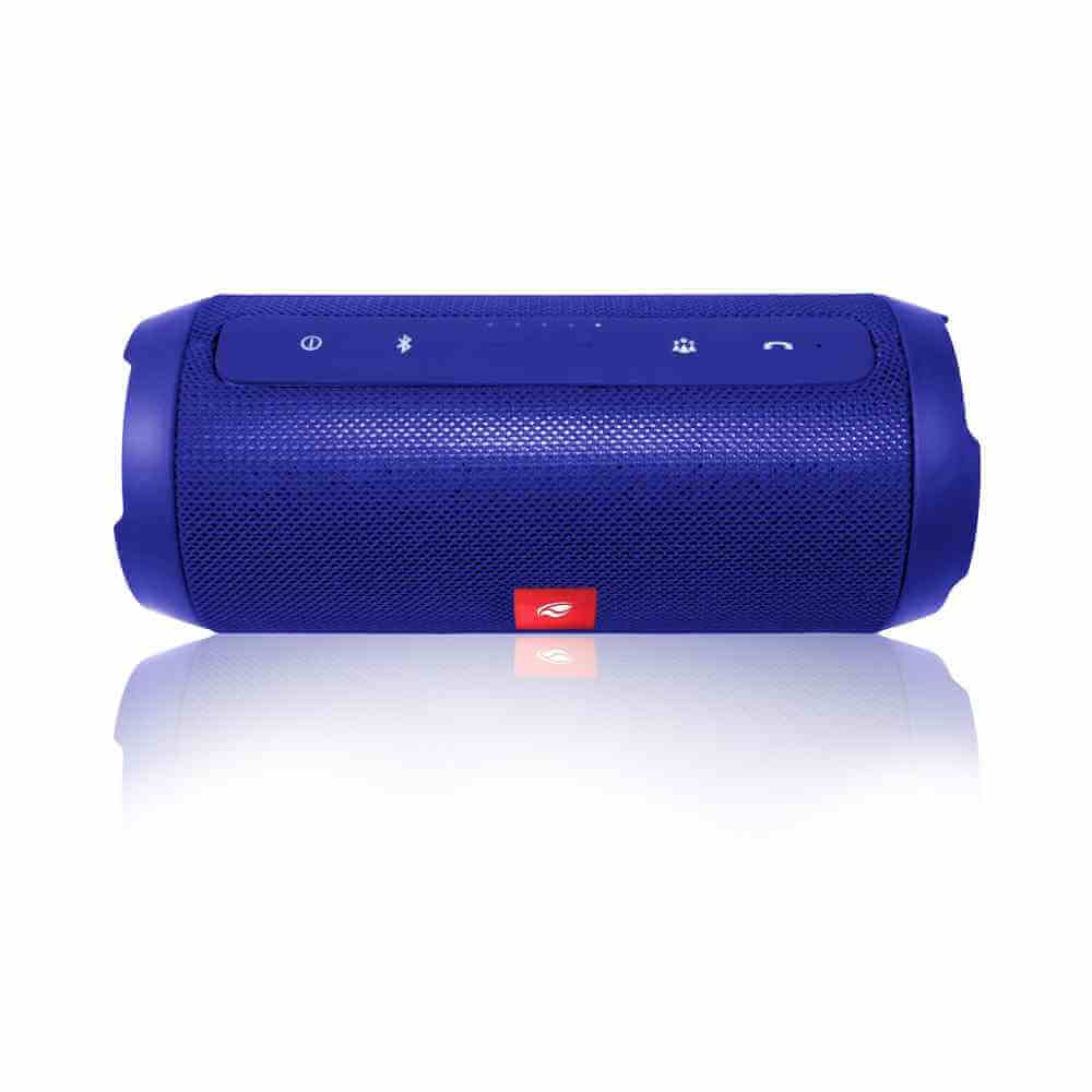 Caixa de Som Bluetooth C3Tech 8w B150 Azul