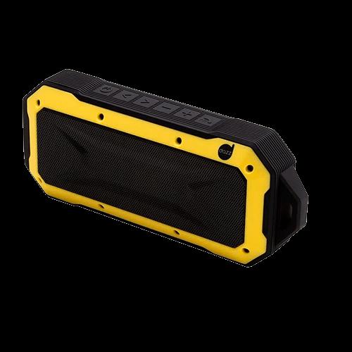 Caixa de som Bluetooth Dazz Adventure Amarela