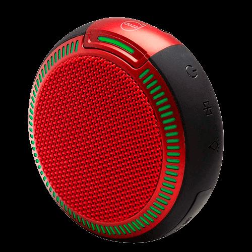 Caixa de som Bluetooth Dazz Joy Vermelha 601470