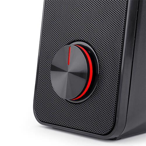 Caixa De Som Gamer Redragon Gs500 Stentor