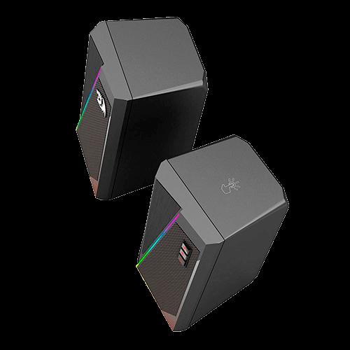 Caixa de Som Gamer Redragon RGB Gs520 Anvil 10W