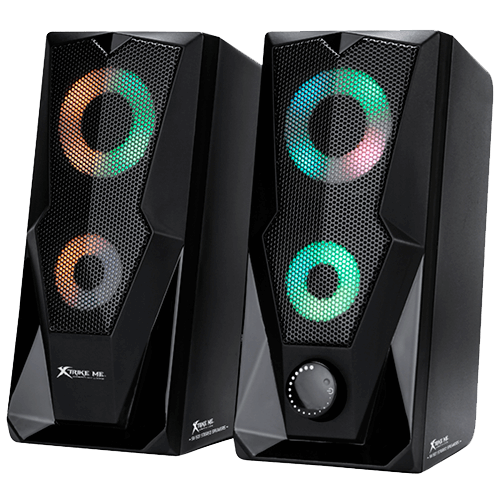 Caixa de Som Gamer RGB SK-501 XTRIKER 6W