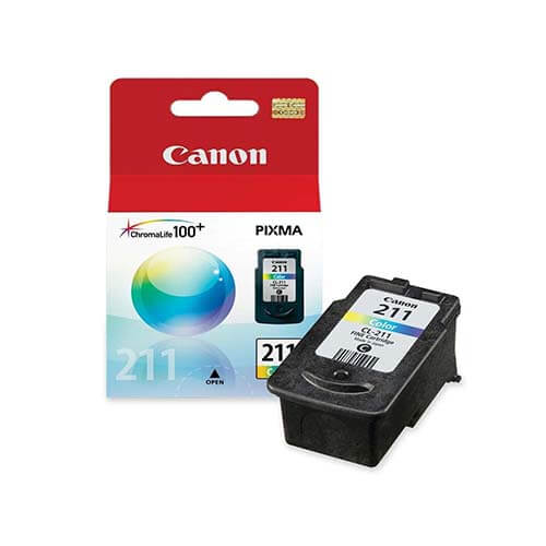 Cartucho Canon CL-211 COLOR MP240/260/480