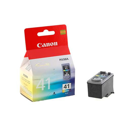 Cartucho Canon CL-41 COLOR 12ML IP1200/1600/2200