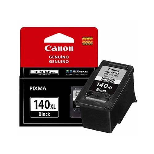 Cartucho Canon PG-140XL Preto